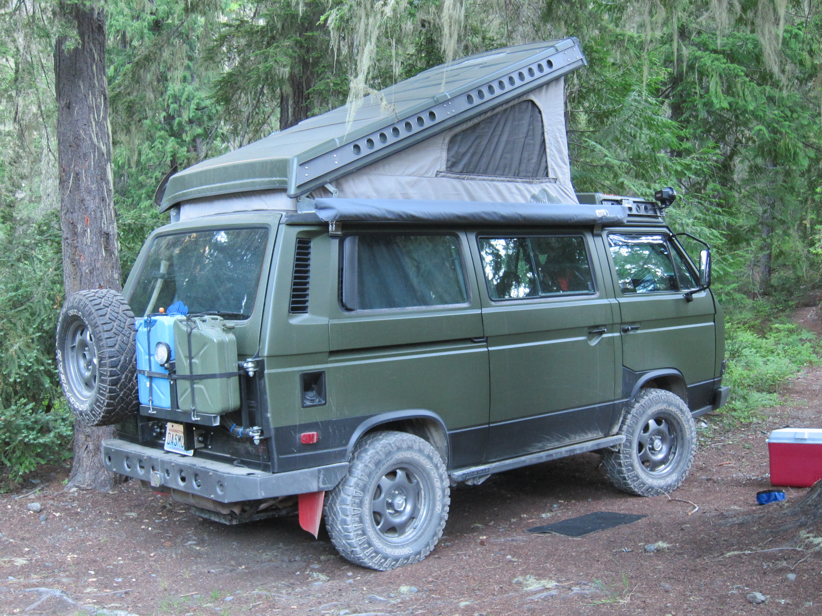 21 Wonderful Off Road Vanagon Fakrub Com